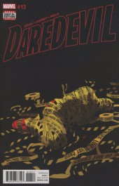 Daredevil Vol. 5 (Marvel - 2016) -13- Dark Art - Part 4