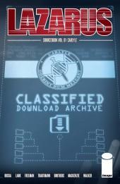 Lazarus (2013) -HS1- Sourcebook Vol.1: Carlyle