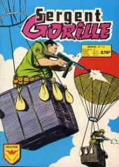 Sergent Gorille -14- Permission mouvementée