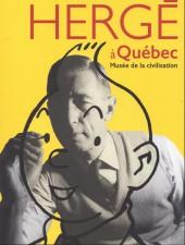 (AUT) Hergé -Cat- Hergé à Québec