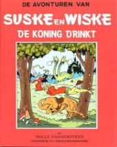 Suske en Wiske -4- De koning drinkt