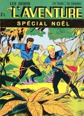 Les héros de l'aventure (Classiques de l'aventure, Puis) -HS05- Spécial Noël 12/68 : Héros, cheval de légende