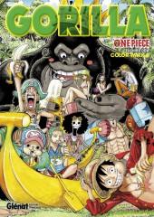 One Piece -ART6- GORILLA - Color walk 6