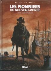 Les pionniers du Nouveau Monde -4c10- La croix de Saint-Louis