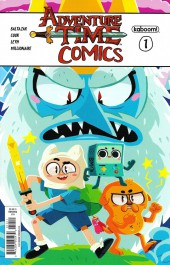 Adventure Time Comics (2016) -1- Adventure Time Comics