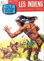Télé série bleue (Les hommes volants, Destination Danger, etc.) -18- La flêche rouge