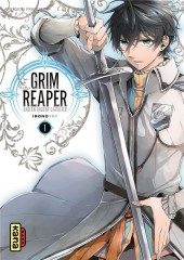 Grim Reaper and an argent cavalier (The) -1- Tome 1