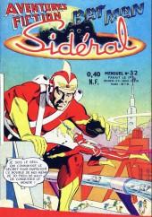 Sidéral (1re série) -32- Duel entre les deux Adam strange