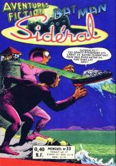 Sidéral (1re série) -33- Prisonniers des géants puérils