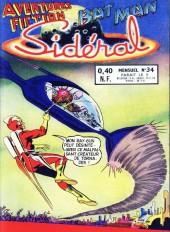 Sidéral (1re série) -34- La menace du tyran Tornade