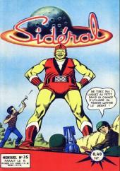 Sidéral (1re série) -35- David et le goliath de l'espace