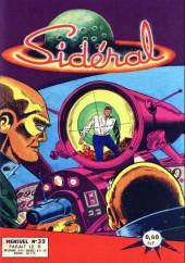Sidéral (1re série) -39- Les creatures fantomes de phobos