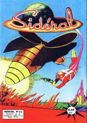 Sidéral (1re série) -42- Lucioles geantes