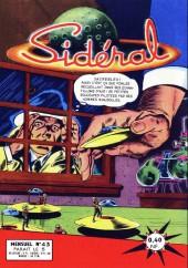 Sidéral (1re série) -43- Malediction du soleil