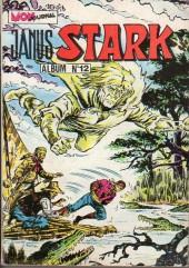 Janus Stark -Rec12- Album n° 12 (du n° 34 au n° 36)