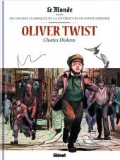 Les grands Classiques de la littérature en bande dessinée -15- Oliver Twist
