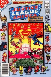 Justice League of America (1960) -208- Book Three: The Bomb-Blast Heard 'Round the World!