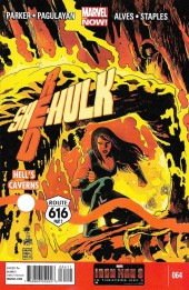 Red She-Hulk (2012) -64- Route 616 Part 2