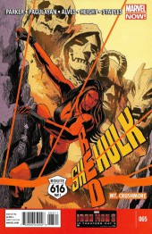 Red She-Hulk (2012) -65- Route 616 Part 3