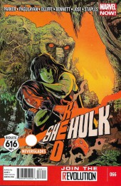 Red She-Hulk (2012) -66- Route 616 Part 4