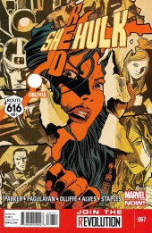 Red She-Hulk (2012) -67- Route 616 Part 5