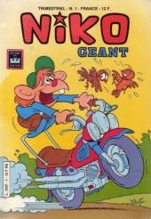 Niko (Géant) -1- Numéro 1