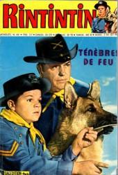 Rin Tin Tin & Rusty (2e série) -46- Ténèbres de feu
