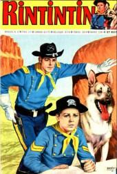 Rin Tin Tin & Rusty (2e série) -47- Le prix du déshonneur