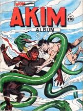 Akim (1re série) -Rec118- Album N°118 (du n°593 au n°596)