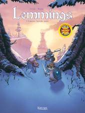 Lemmings -1- L'aurore boréale noire