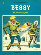 Bessy (en néerlandais) -113- Bij de ivoorjagers
