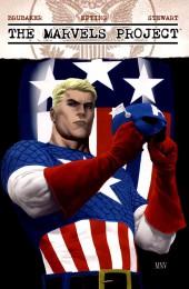 Marvels Project (The) (Marvel comics - 2009) -5VC1- Part five