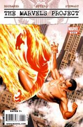 Marvels Project (The) (Marvel comics - 2009) -6- Part six