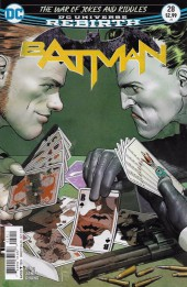 Batman (2016) -28- The War of Jokes and Riddles, Part Three