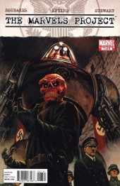 Marvels Project (The) (Marvel comics - 2009) -7- Part seven