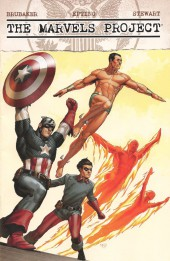 Marvels Project (The) (Marvel comics - 2009) -8- Part eight