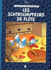 Les schtroumpfs - La collection (Hachette) -40- Les schtroumpfeurs de flûte