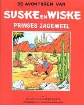 Suske en Wiske -5- Prinses Zagemeel