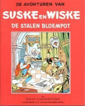 Suske en Wiske -11- De stalen bloempot
