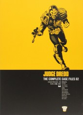 Judge Dredd: The Complete Case Files (2005) -INT02- 2000AD Progs 61-115 Year: 2100-2101