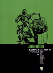 Judge Dredd: The Complete Case Files (2005) -INT03- 2000AD Progs 116-54 Year: 2101-2102