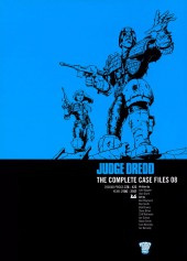 Judge Dredd: The Complete Case Files (2005) -INT08- 2000AD Progs 376-423 Year: 2106-2107