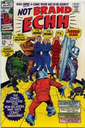 Not Brand Echh (Marvel comics - 1967) -1- Numéro 1