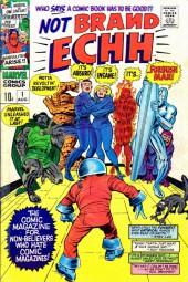 Not Brand Echh (Marvel comics - 1967) -1VT- Numéro 1 (U.K variant)