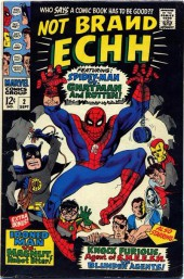 Not Brand Echh (Marvel comics - 1967) -2- Numéro 2