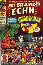 Not Brand Echh (Marvel comics - 1967) -5- Numéro 5