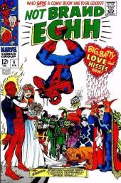 Not Brand Echh (Marvel comics - 1967) -6- Numéro 6