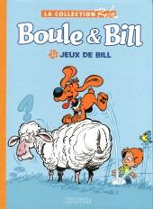 Boule et Bill -15- (Collection Eaglemoss) -321- Jeux de Bill