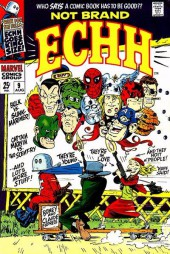 Not Brand Echh (Marvel comics - 1967) -9- Numéro 9