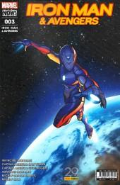 Iron Man & Avengers -3- Le Dieu déchu